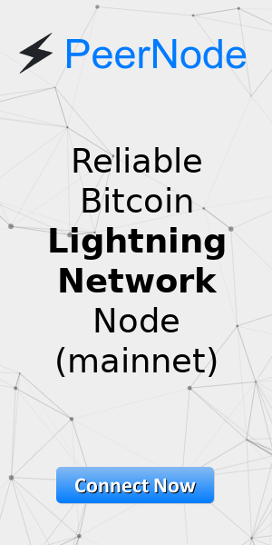 PeerNode Lightning Network Node